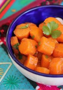 recette salade carotte marocaine