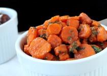 Salade de carottes à la coriandre et cumin façon marocaine