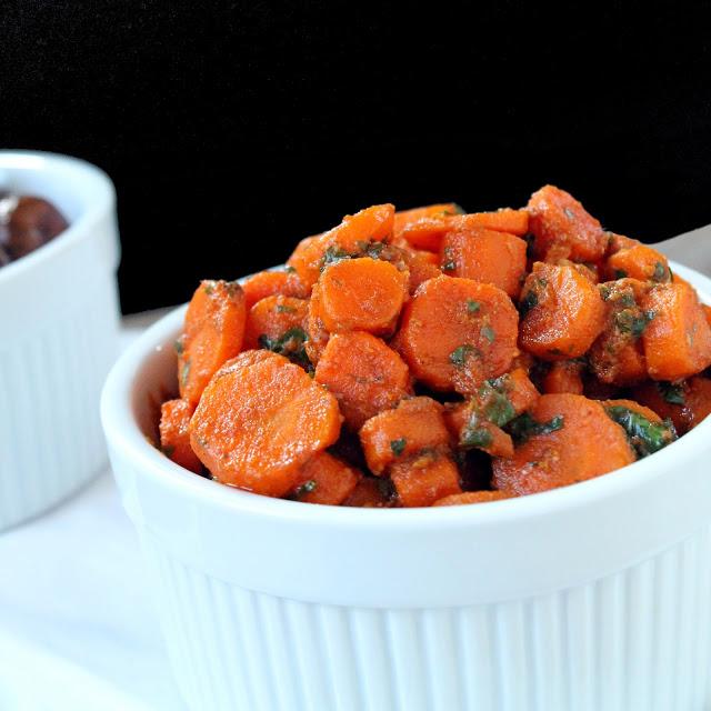 Salade de carotte marocaine