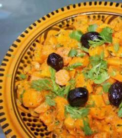 salade de carottes au cumin façon marocaine