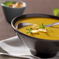 soupe de lentilles pour ramadan