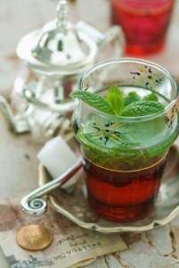 Thé à la menthe - Recette Ramadan