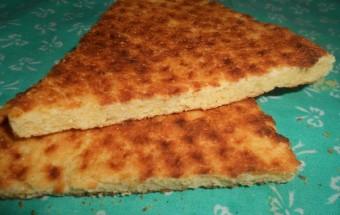 galette de semoule kesra