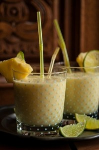 Pina Colada sans alcool pour ramadan