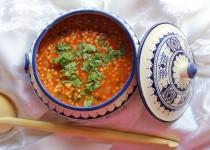Berkoukes au boeuf et légumes