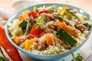 recette couscous tunisien pour Ramadan