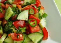 Çoban salatası turque