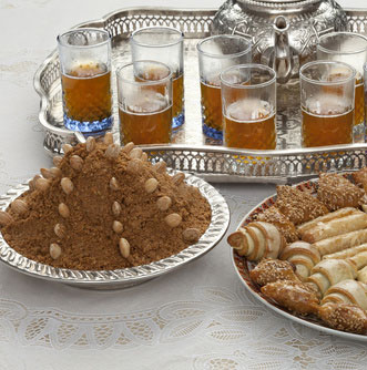 Gateaux marocain pour ramadan