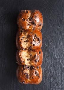 brioche moelleuse aux pepites de chocolat