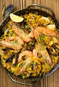 paella marocaine