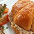 croissant thon mozarella