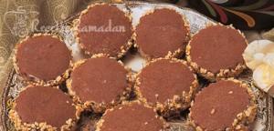 Russes gâteau algérien