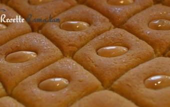 Namoura, gâteau de semoule