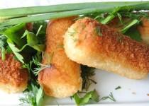 Croquette de Mozzarella gourmandes