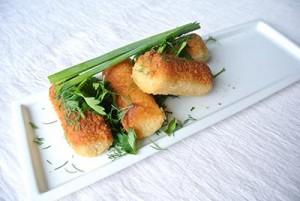 croquette mozzarella