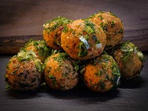 boulettes boulgour turques