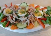 Salade de thon d'été