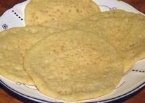 Baghir (crêpes au mille trous)