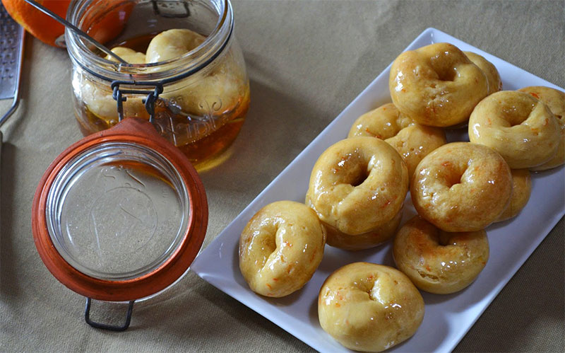 yoyo beignet tunisien - Recette Ramadan