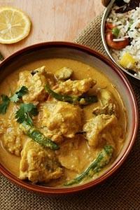 poulet Korma