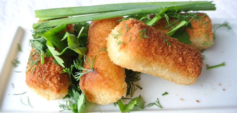 croquette fromage